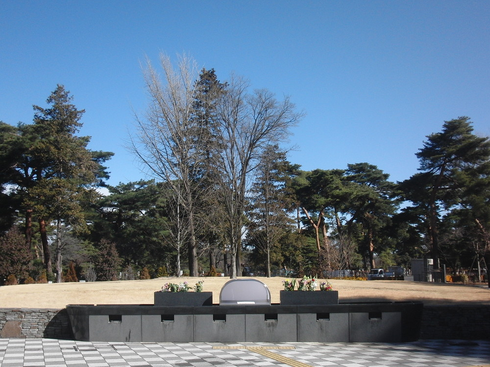 樹木合葬埋蔵施設